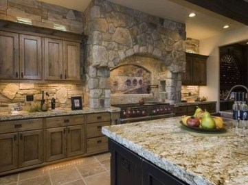 Lovely Rustic Western Style Kitchen Decorations Ideas 19