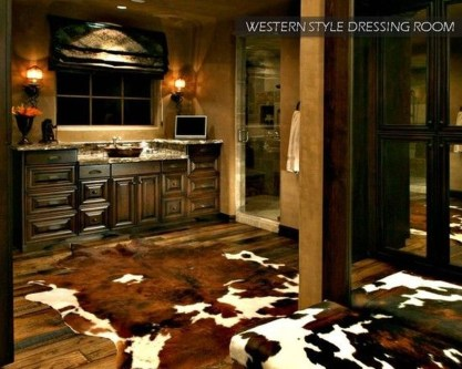 Lovely Rustic Western Style Kitchen Decorations Ideas 27