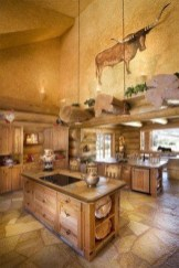 Lovely Rustic Western Style Kitchen Decorations Ideas 30