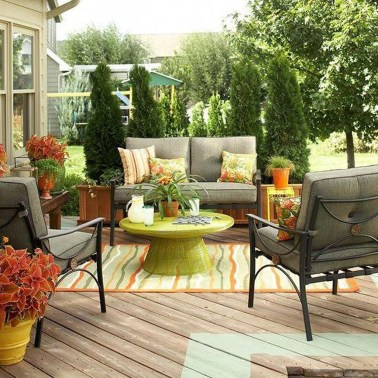 Modern Patio On Backyard Ideas06