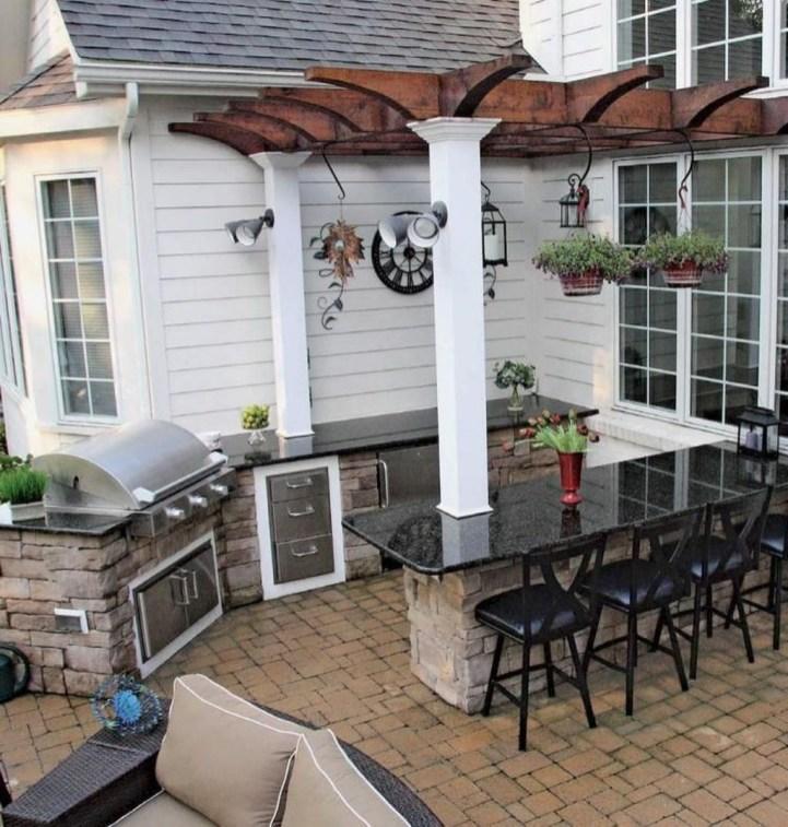 Modern Patio On Backyard Ideas08