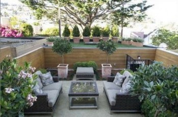 Modern Patio On Backyard Ideas15