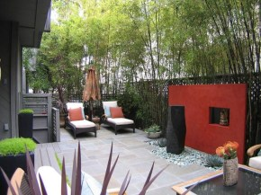 Modern Patio On Backyard Ideas20