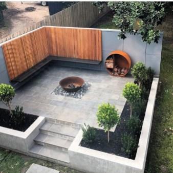 Modern Patio On Backyard Ideas23