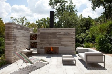 Modern Patio On Backyard Ideas39