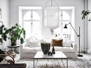 Wonderful Scandinavian Livingroom Decorations Ideas05