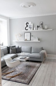Wonderful Scandinavian Livingroom Decorations Ideas22