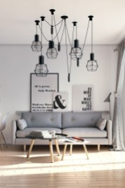Wonderful Scandinavian Livingroom Decorations Ideas27