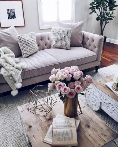 Wonderful Scandinavian Livingroom Decorations Ideas33
