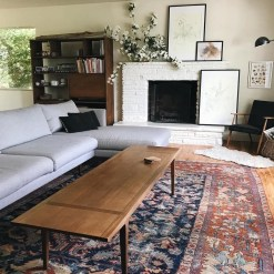 Wonderful Scandinavian Livingroom Decorations Ideas41