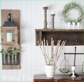 Amazing Farmhouse Winter Decoration Ideas14