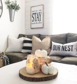 Attractive Diy Halloween Living Room Decoration Ideas20