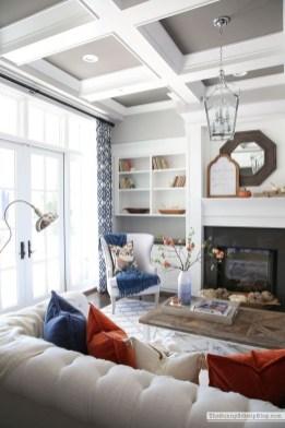 Attractive Diy Halloween Living Room Decoration Ideas27
