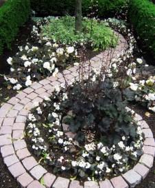 Awesome Diy Garden Path Inspiration Ideas26