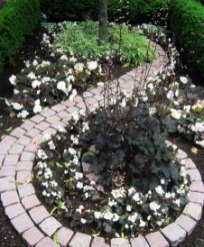 Awesome Diy Garden Path Inspiration Ideas26