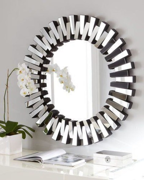 Awesome Wall Mirrors Design Decor Ideas28