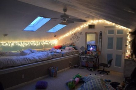 Best Things Can Make Attic Space Ideas09