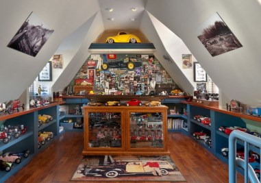 Best Things Can Make Attic Space Ideas15