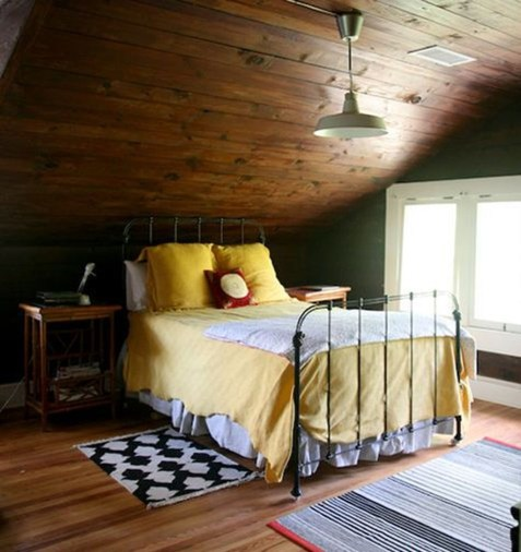 Best Things Can Make Attic Space Ideas35