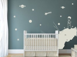 Charming Wall Sticker Babys Room Ideas11