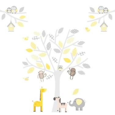 Charming Wall Sticker Babys Room Ideas22