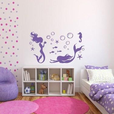 Charming Wall Sticker Babys Room Ideas24