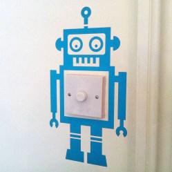 Charming Wall Sticker Babys Room Ideas32