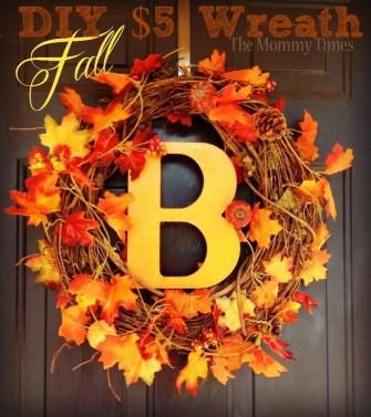 Cheap Iy Fall Wreaths Ideas16