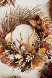 Cheap Iy Fall Wreaths Ideas28