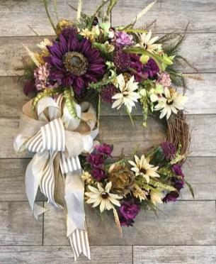 Cheap Iy Fall Wreaths Ideas31