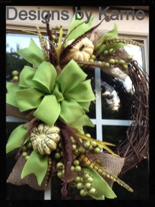 Cheap Iy Fall Wreaths Ideas33