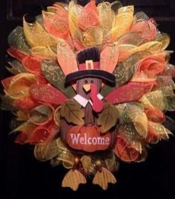 Cheap Iy Fall Wreaths Ideas43
