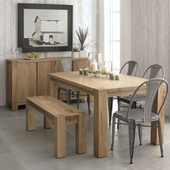 Creative Wooden Dining Tables Design Ideas04