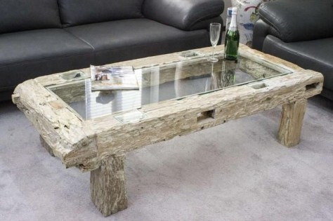 Creative Wooden Dining Tables Design Ideas30