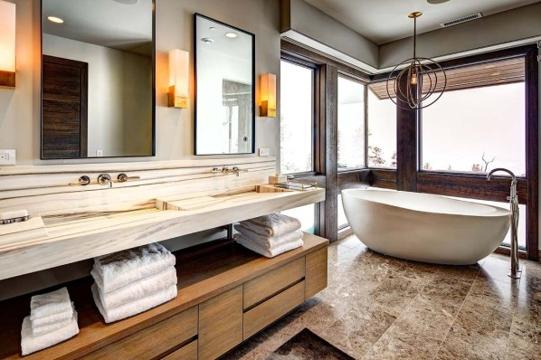 Fabulous Architecture Bathroom Home Decor Ideas17