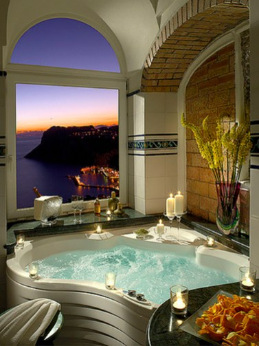 Fancy Spa Like Bathroom Ideas Home10