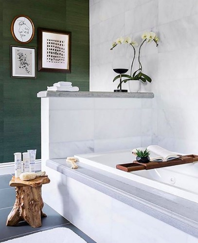 Fancy Spa Like Bathroom Ideas Home16