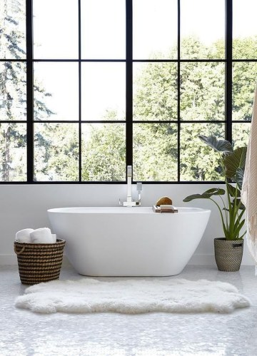 Fancy Spa Like Bathroom Ideas Home19