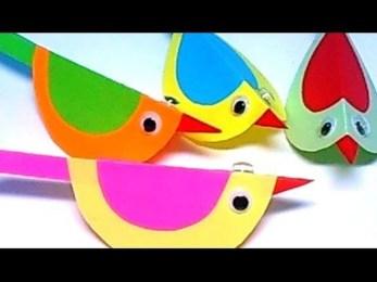 Gorgeous Fun Colorful Paper Decor Crafts Ideas04