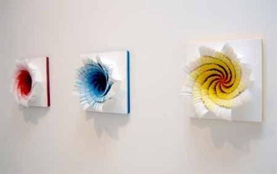 Gorgeous Fun Colorful Paper Decor Crafts Ideas06