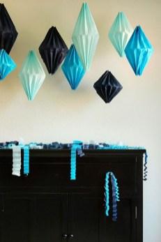 Gorgeous Fun Colorful Paper Decor Crafts Ideas08