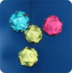 Gorgeous Fun Colorful Paper Decor Crafts Ideas13