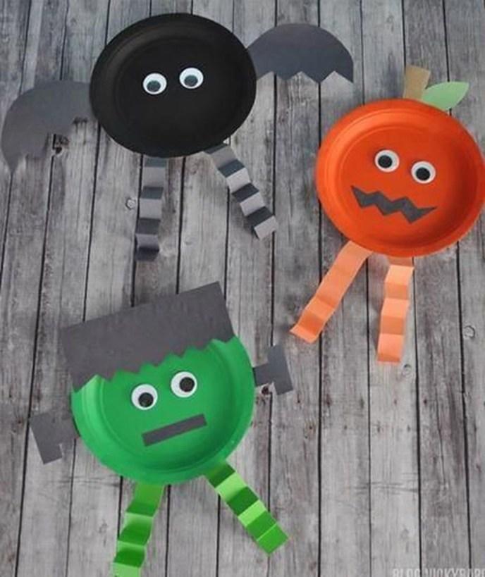 Gorgeous Fun Colorful Paper Decor Crafts Ideas14