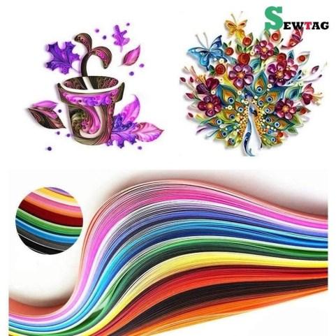 Gorgeous Fun Colorful Paper Decor Crafts Ideas28