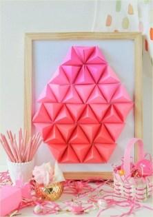 Gorgeous Fun Colorful Paper Decor Crafts Ideas34