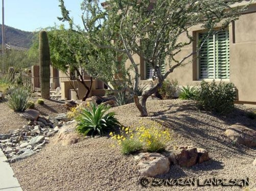 Impressive Front Yard Landscaping Garden Designs Ideas13