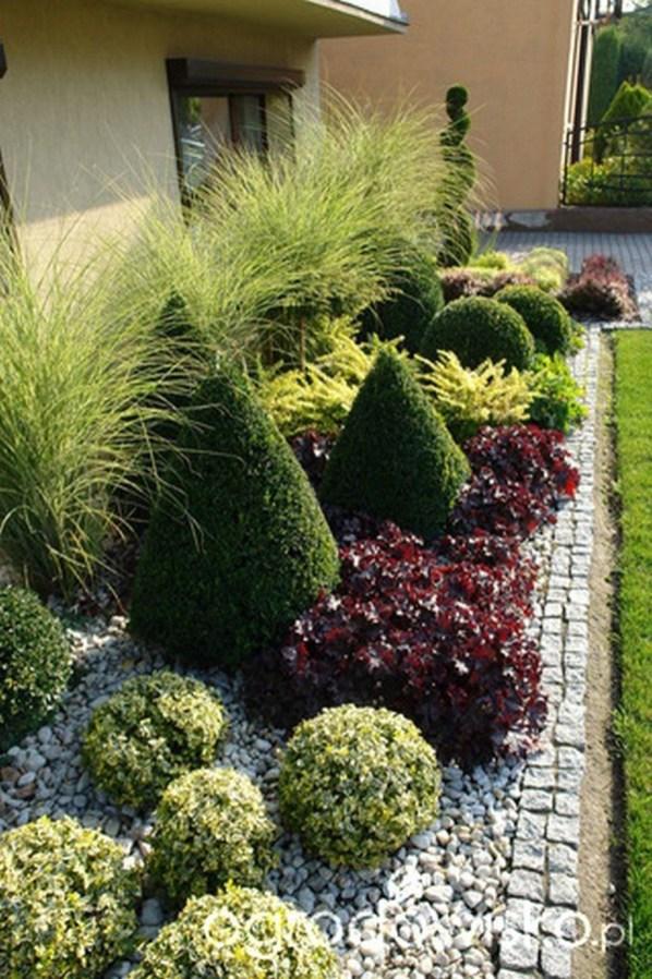 Impressive Front Yard Landscaping Garden Designs Ideas14