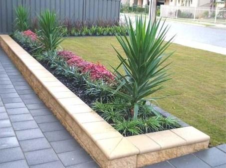 Impressive Front Yard Landscaping Garden Designs Ideas40