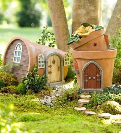 Impressive Magical Mini Garden Ideas12
