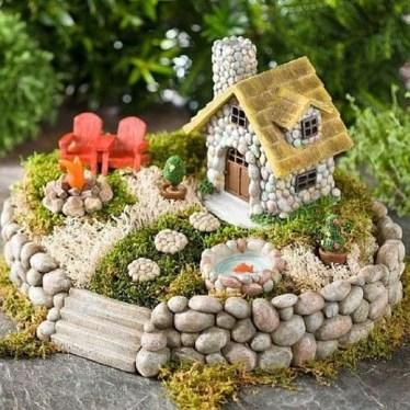 Impressive Magical Mini Garden Ideas23